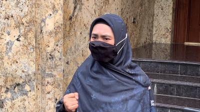 Gandeng Artis, Oki Setiana Dewi Sambangi Kedubes Palestina