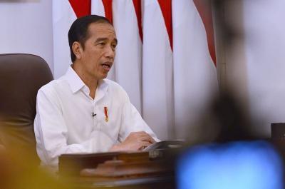 Jokowi: Pengalihan Status Tidak Boleh Rugikan Hak Pegawai KPK
