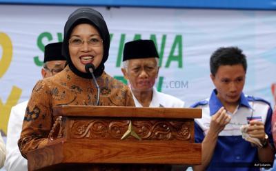 Sylviana Murni Sang Penggagas Biaya Operasional Sekolah