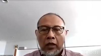 Bambang Widjojanto Mengaku WhatsApp-nya Diretas