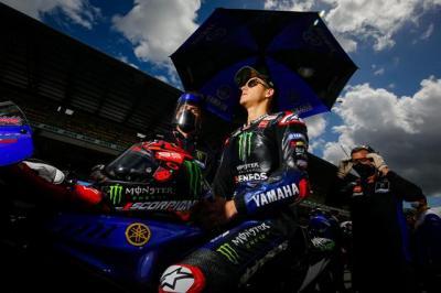 Bos Yamaha Puji Performa Fabio Quartararo di MotoGP Prancis 2021