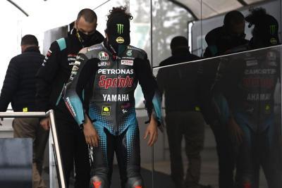 Morbidelli Enggan Salahkan Pol Usai Jadi Penyebab Dirinya Kecelakaan di GP Prancis