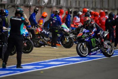 Kocak, Quartararo Salah Masuk Garasi saat Lakoni Balapan MotoGP Prancis 2021