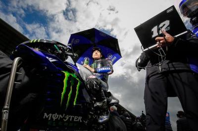 Bos Yamaha Sayangkan Kegagalan Maverick Vinales di MotoGP Prancis 2021