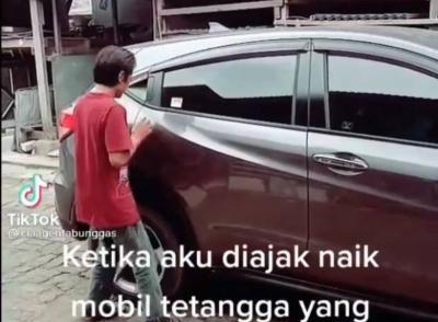 Viral, Pria Ini Bingung Temukan Handle Pintu Belakang Honda HR-V