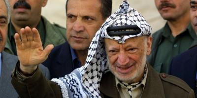 Yaser Arafat Sepanjang Hidupnya Membela Rakyat dan Tanah Palestina