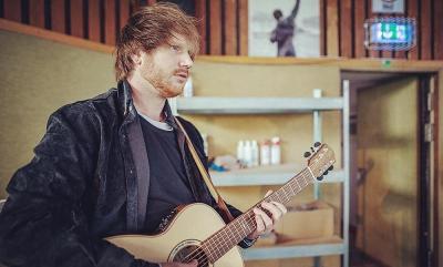 Usai Vakum 18 Bulan, Ed Sheeran Siapkan Album Baru?