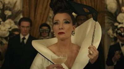 Inspirasi Emma Thompson Hadirkan Sisi Kejam Baroness di Film Cruella
