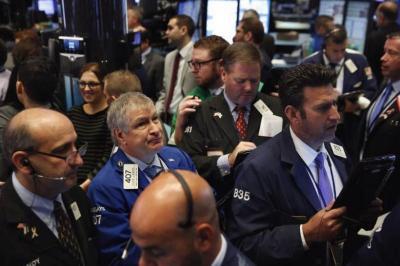 Wall Street Lesu, Tergerus Saham Teknologi