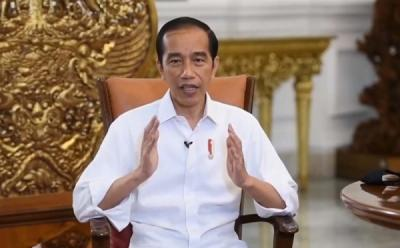 Jokowi Ngotot Ekonomi RI dari Minus Bisa Tumbuh 7% di Kuartal II-2021