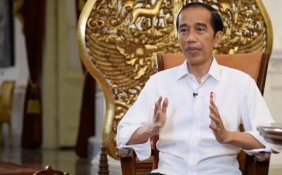 Tempat Wisata Ramai saat Libur Lebaran, Jokowi: Hati-Hati 2 Minggu ke Depan