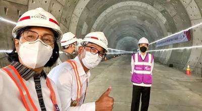 Sri Mulyani Ungkap Besarnya Biaya Kereta Cepat Jakarta-Bandung