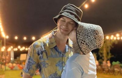 Nikita Mirzani Ciuman Sama Dimas Beck, Netizen: Cus Nikah!