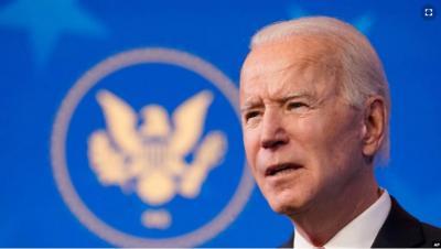 Manuver Presiden AS Joe Biden Hadang Hegemoni Tiongkok