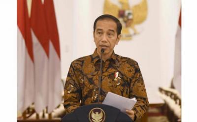 Jokowi Minta Keterisian Rumah Sakit di Bawah 50%