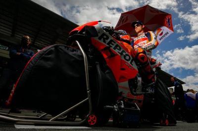 Pol Espargaro Sebut Franco Morbidelli sebagai Penyebab Insiden di MotoGP Prancis 2021