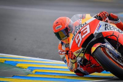 Bos Honda Puas Lihat Aksi Marc Marquez di MotoGP Prancis 2021