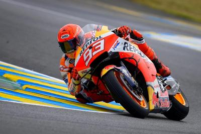 Sosok Lama Marc Marquez Tampak di MotoGP Prancis 2021