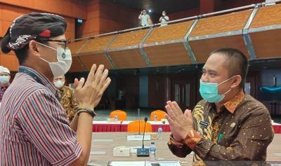 Sandiaga Uno Takjub dengan Potensi Wisata Kayong Utara