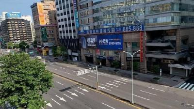 Kasus Covid-19 Meningkat, Warga Taiwan Lockdown Sendiri Tanpa Perintah Pemerintah