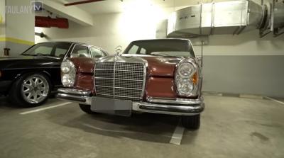 Mengintip Mobil Klasik di Garasi Uya Kuya