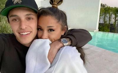 Makna Mendalam di Balik Kesederhanaan Pernikahan Ariana Grande