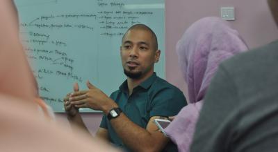 Jadi Mualaf Dipanggil Antum, Marcel Siahaan: Pakai Bahasa Indonesia Saja