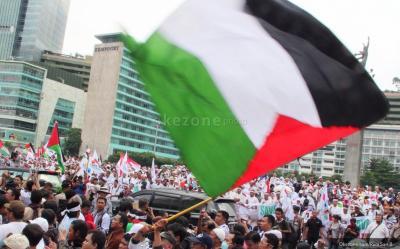 Indonesia Salurkan Bantuan USD 1,5 Juta untuk Palestina