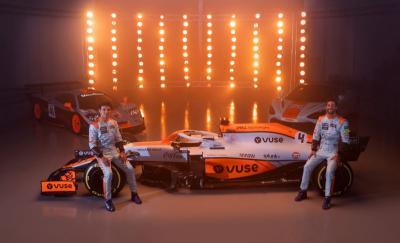 Livery Spesial Bakal Digunakan McLaren saat Mentas di F1 GP Monaco 2021