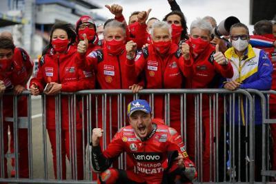 Ducati Berpeluang Tampil dengan 8 Pembalap di MotoGP 2022