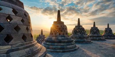 Salah Sebut Lokasi Candi Borobudur, Turis Malaysia Diburu Netizen