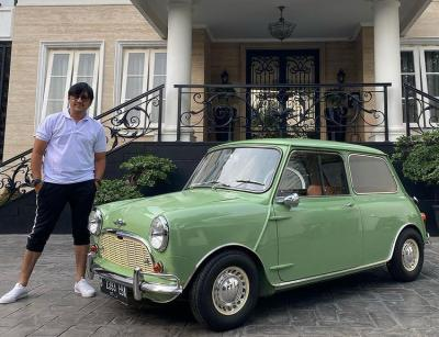 Intip Garasi Andre Taulany, Ini 6 Koleksi Mobil Klasik Sultan Bintaro