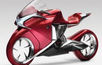 Canggih dan Futuristik, Ini 5 Motor Masa Depan