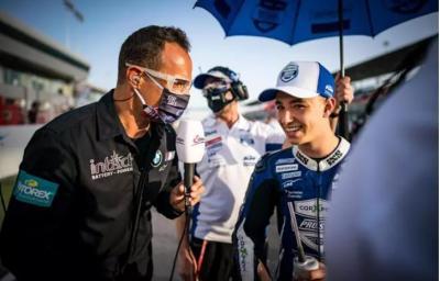 Pembalap Moto3 Jason Dupasquier Meninggal Dunia Usai Kecelakaan