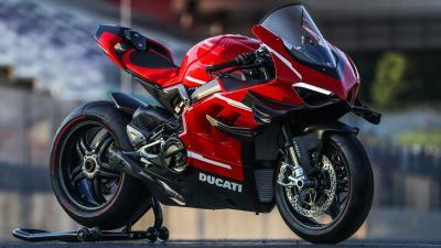 Sejarah Ducati, Produsen Radio Beralih ke Motor Usai Hancur saat Perang Dunia