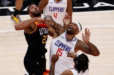 Hasil Semifinal Playoff NBA 2020-2021: Sixers Imbangi Hawks, Jazz Kalahkan Clippers