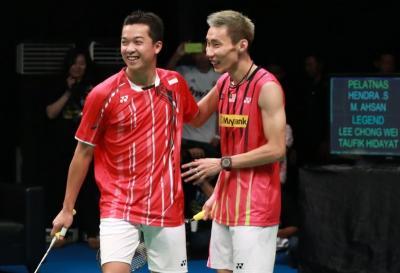 Momen-Momen Lucu Pemain Badminton, Taufik Hidayat Dipijat hingga Lee Chong Wei Gigit Raket