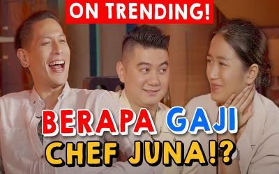 Chef Juna dan Chef Renatta Akui Kewalahan Jadi Juri MasterChef Indonesia Karena Ini