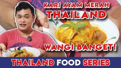 Resep Kari Merah Thailand ala Chef Eric Herjanto!