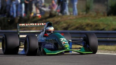 Mobil Michael Schumacher saat Debut di F1 Siap Dilepas dengan Harga Rp25 Miliar!