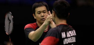 Olimpiade Tokyo 2020, Rombongan Bulu Tangkis Indonesia Berangkat ke Jepang 8 Juli
