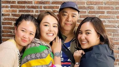 Gaya Mewah Amanda Manopo Bertemu Ayah, Pakai Jam Tangan Rp267 Juta!