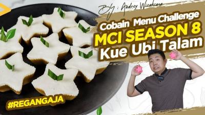 Resep Kue Talam Ubi Anti Gagal ala Chef Audrey Wicaksana