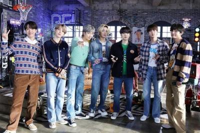 BTS Masih Kokoh di Puncak Gaon Chart Berkat Butter