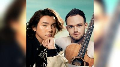 Zack Tabudlo dan James TW Kolaborasi Hasilkan Lagu Last Day on Earth