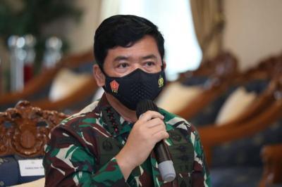 Gelar Rapat Khusus, Panglima TNI Soroti Tingginya Kasus Positif Covid-19 di Jakarta