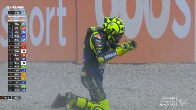 Ejekan Marquez Bikin Valentino Rossi Pensiun Kelar MotoGP Belanda 2021? Ini Respons Kedua Orangtuanya