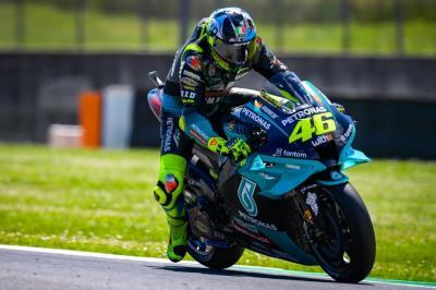 Meski Terpuruk di MotoGP 2021, Valentino Rossi Tidak Akan Pensiun sebelum Pekerjaan Selesai