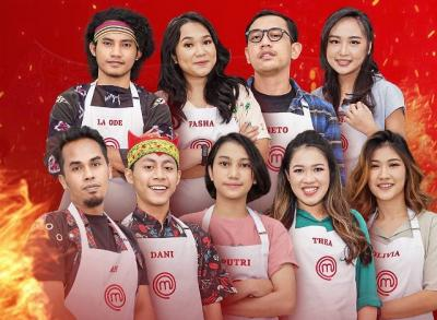 MasterChef Indonesia, Menang Challenge Pertama Apa yang Dipilih Febs?