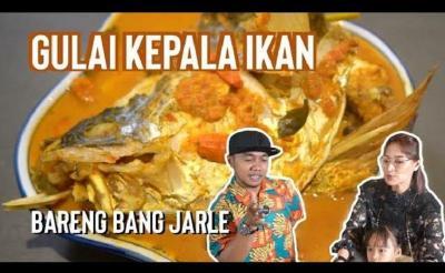 Resep Gulai Kepala Ikan ala Chef Jarle Alias Fajar Lele